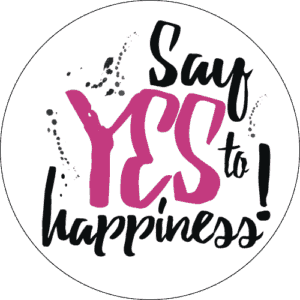 nooba_graphic_say yes to happiness_circle_500x500px_01
