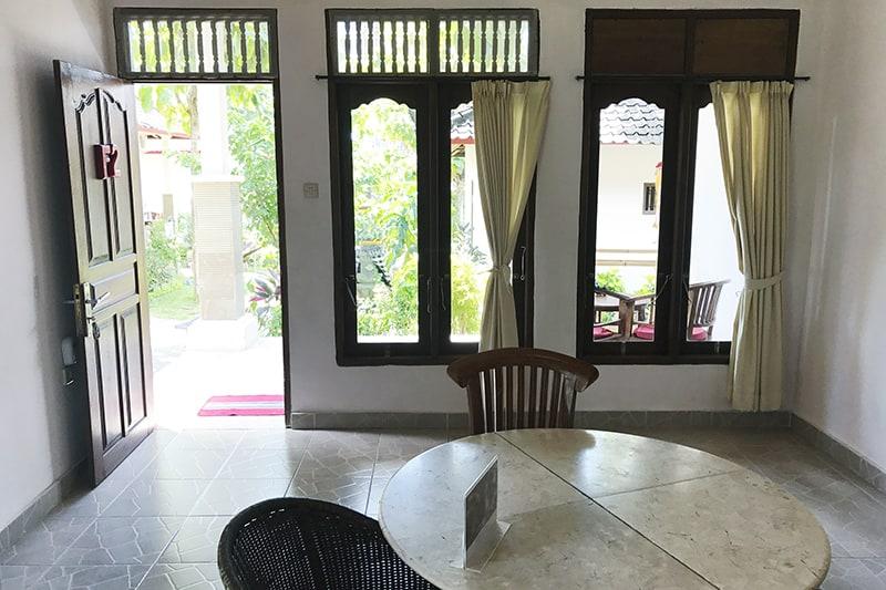 Eingangsbereich große Villa