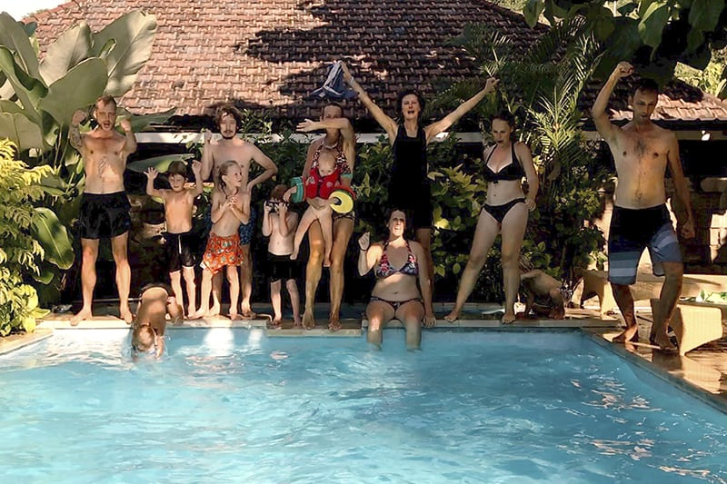 BALI Family Workation & Coliving 2017